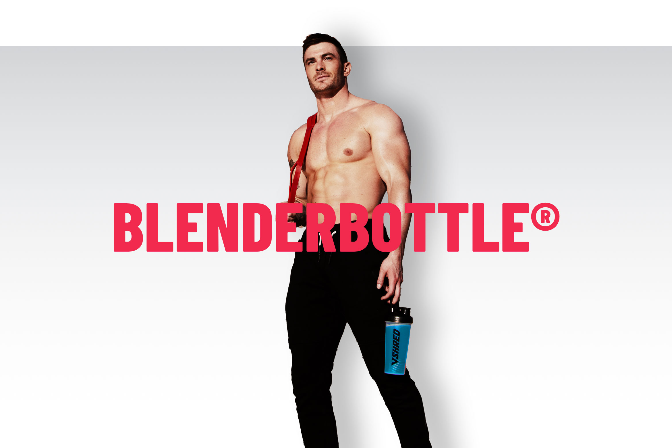 V Shred Blender Bottle