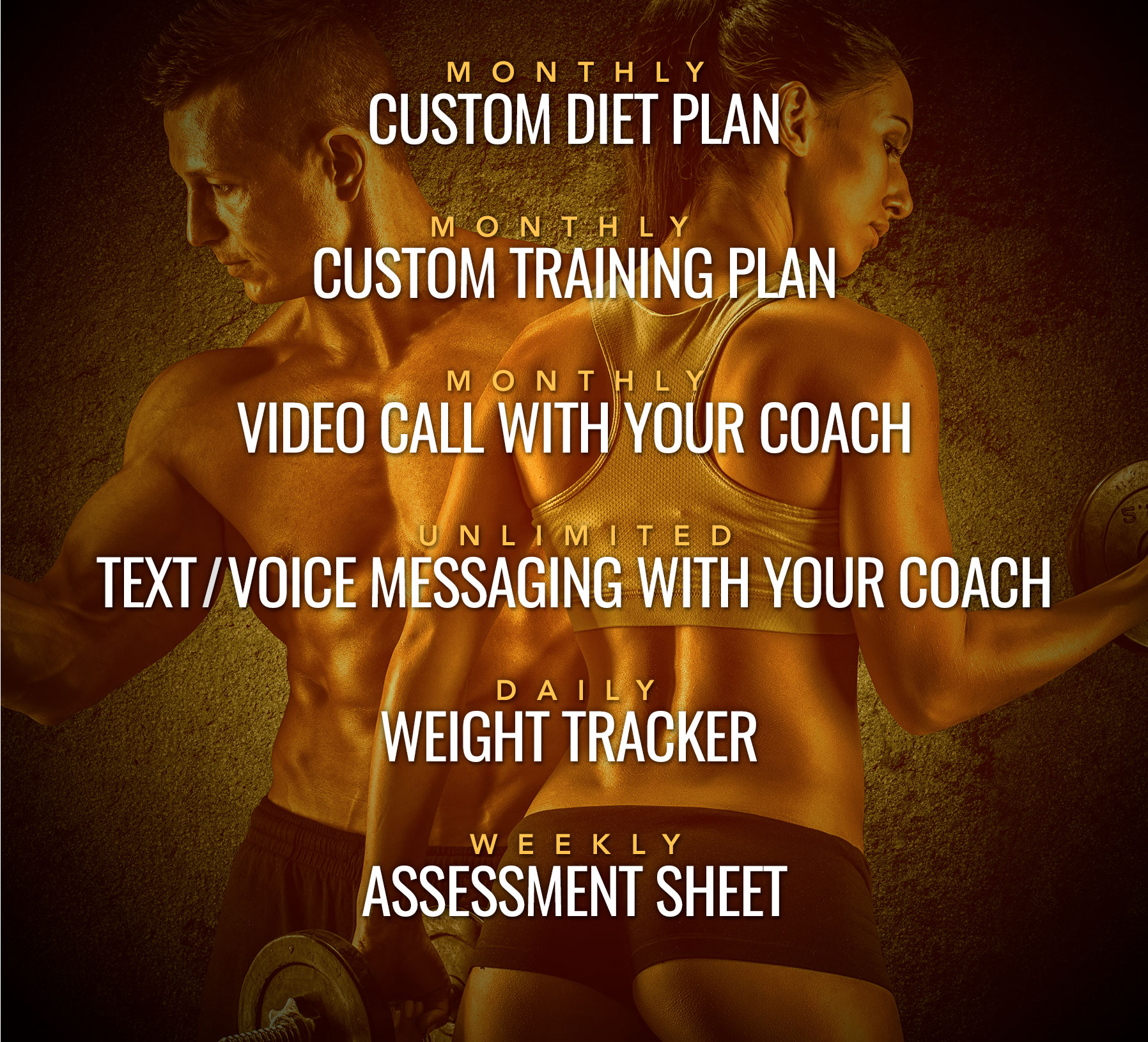 Gold Training Package