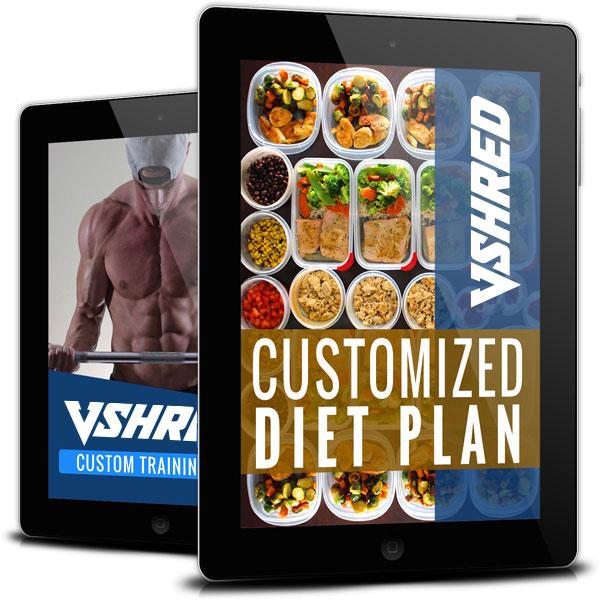 Custom Diet and Training Plan