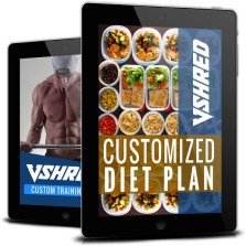 Custom Diet Plan Silver Plus