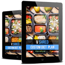 Monthly Custom Diet Plan Silver