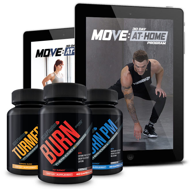 Move + Fat Loss Stack
