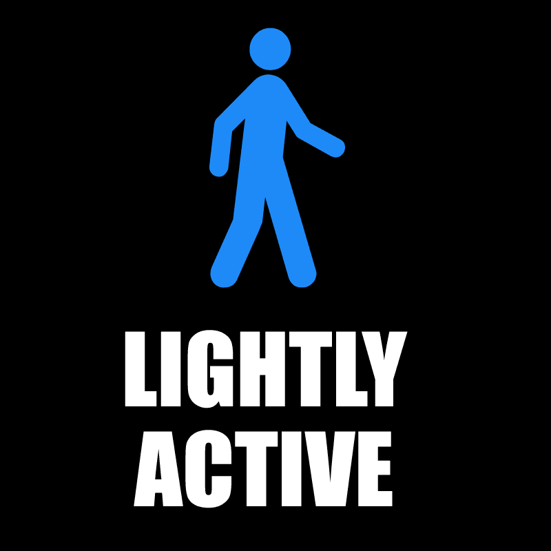 Lightly Active