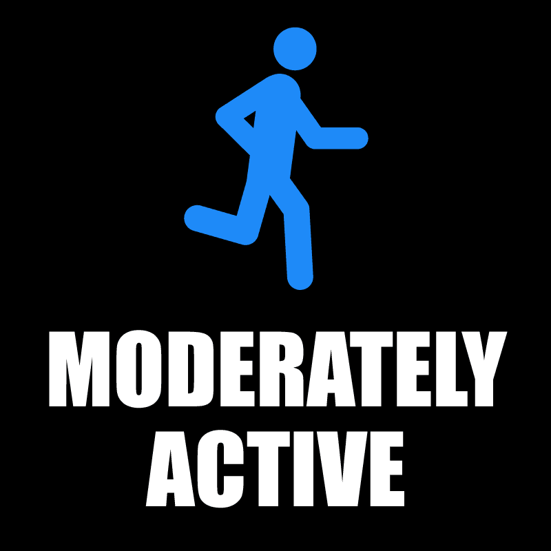 Moderately Active
