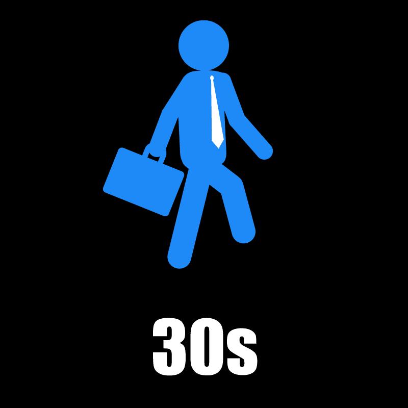 30s Male
