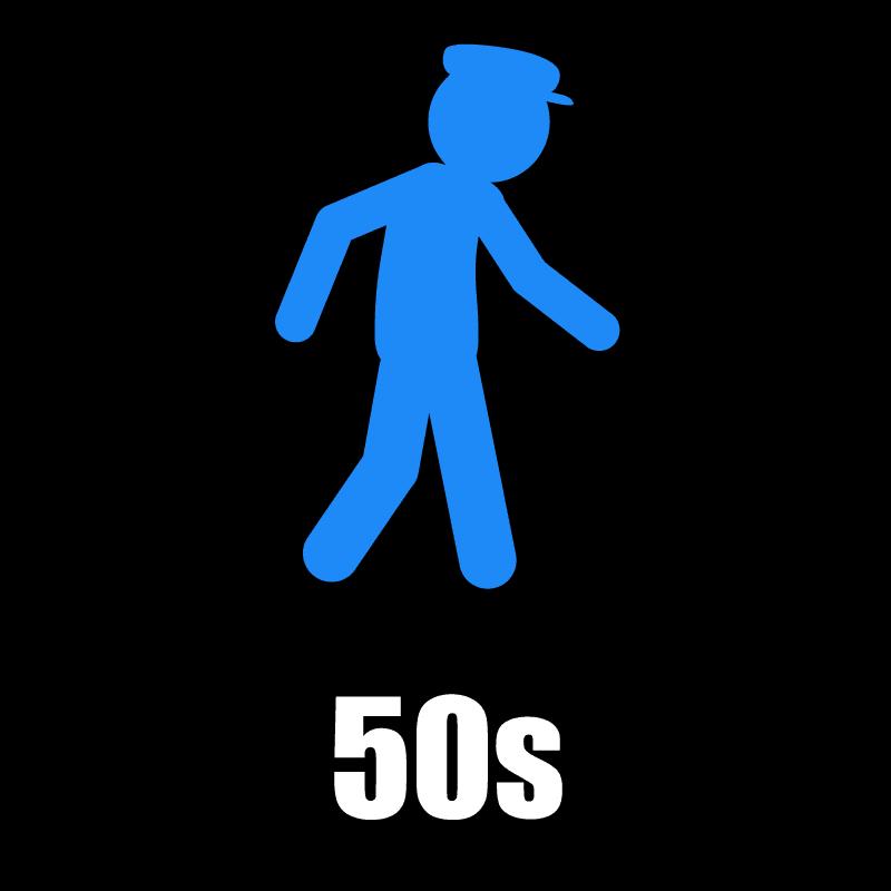 50s Male